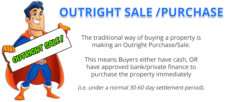 outright sale housing heroes